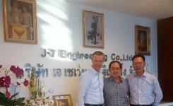 ยินดีต้อนรับผู้บริหารใหม่ภูมิภาคเอเชียแปซิฟิก บริษัท Rheem Manufacturing